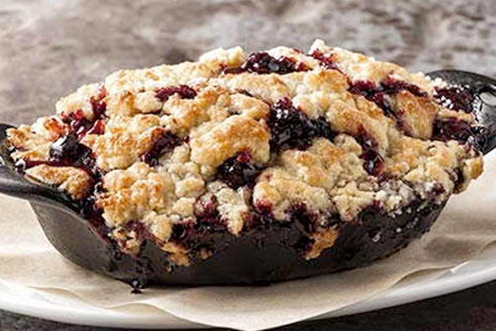Berry Patch Cobbler